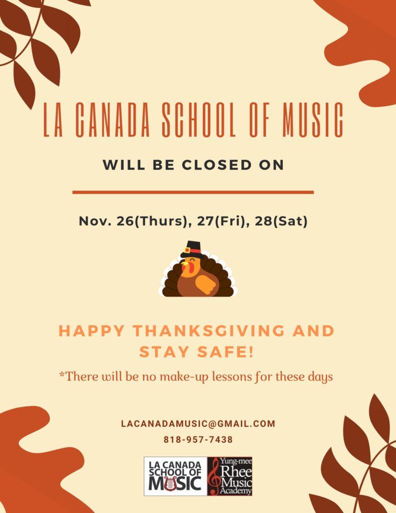 LC Music_Thanksgiving